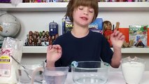 How to Make Oobleck non-newtonian fluid - Science Sunday - Day 618 | ActOutGames