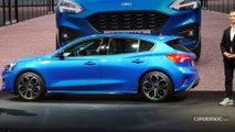 Présentation - Ford Focus (2018) : dans la mêlée