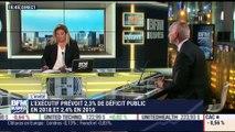 """Gilles de Margerie: """"Je suis très favorable à ce que nous aidions les députés dans l'évaluation des politiques publiques"""" - 11/04"""