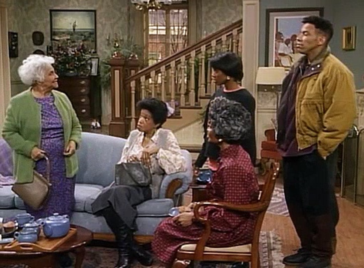 The Cosby Show S08E14 The Price Is Wrong