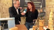Alpes de Haute Provence : la taille des pierres un métier en voix de disparition