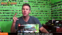 LEGO Ghostbusters Ecto-1 Review : LEGO 21108