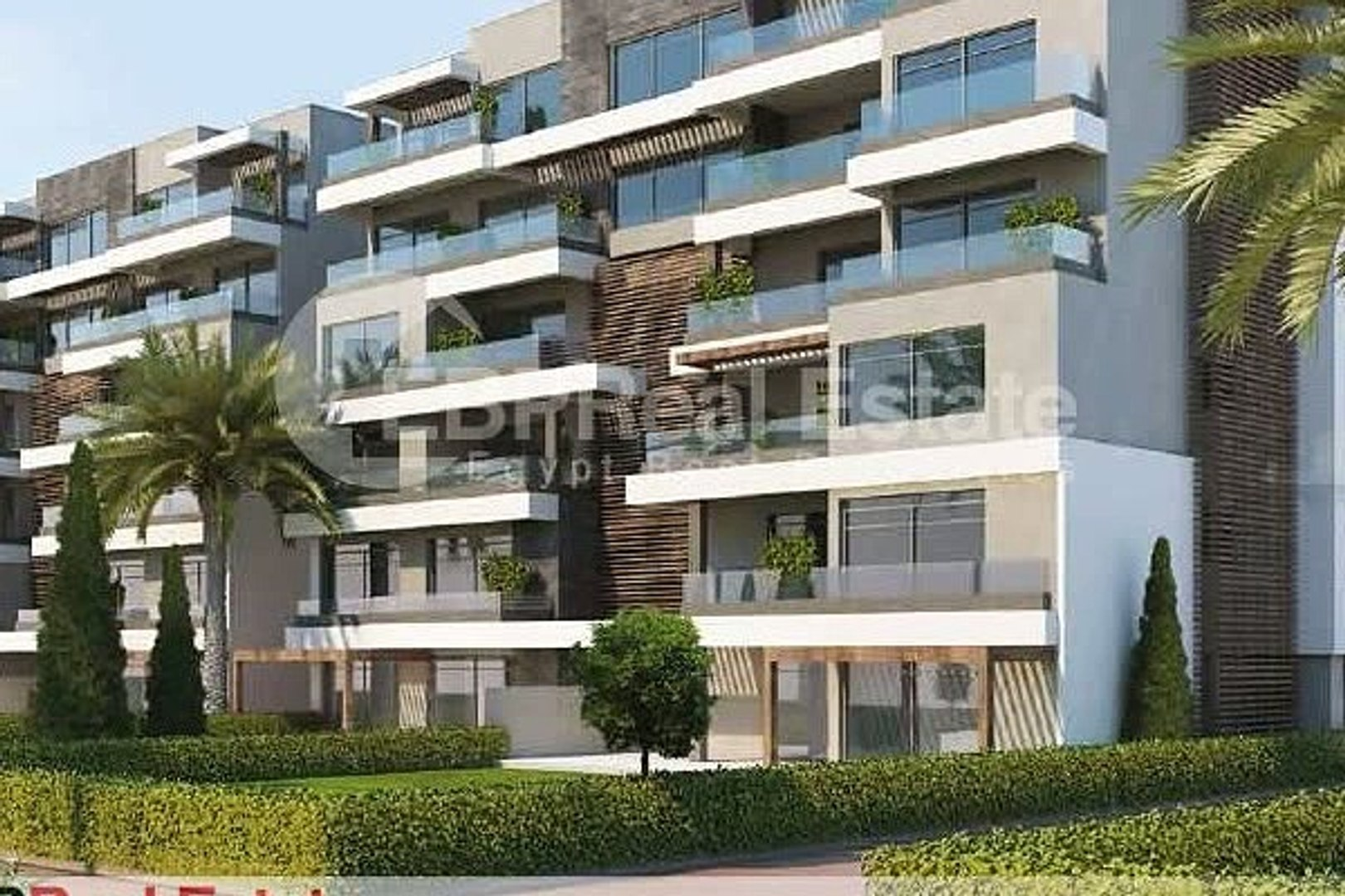 Apartment With Garden For Sale in Capital Gardens Palm Hills Mostakbal