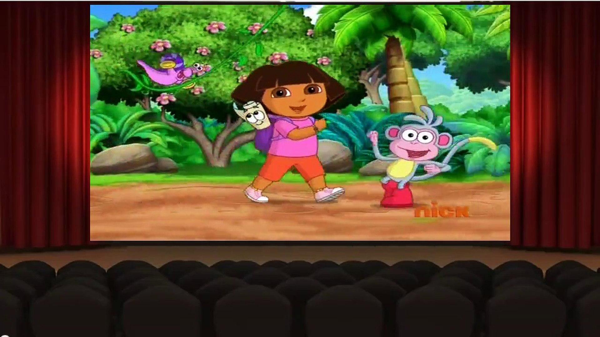 Dora the Explorer - S07E16 - Little Map