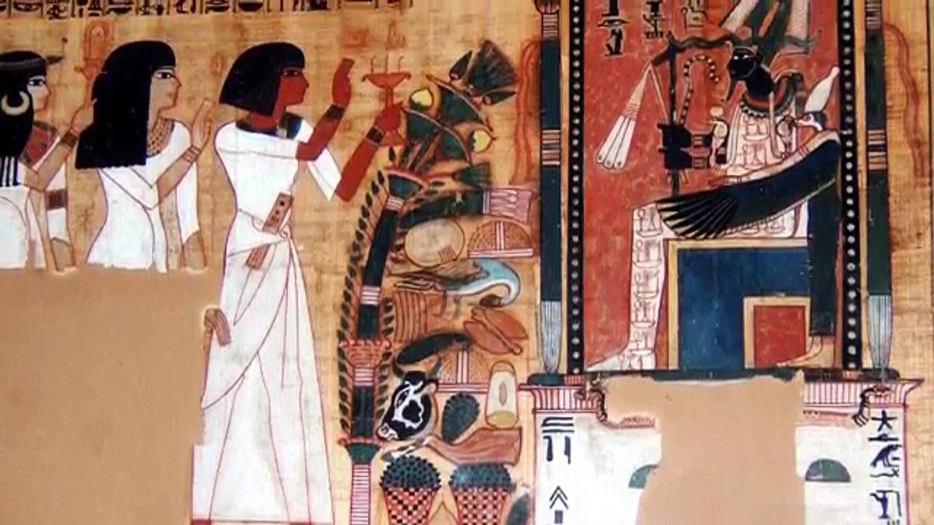Красота и косметика в Древнем Египте. История косметики ☥ Секреты Клеопатры. Anisia Beauty