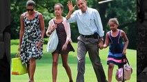 Barack Obamas Daughter Shasha Obama through the Years :2017