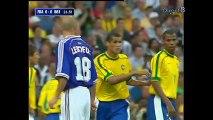 France Bresil Coupe du monde 98