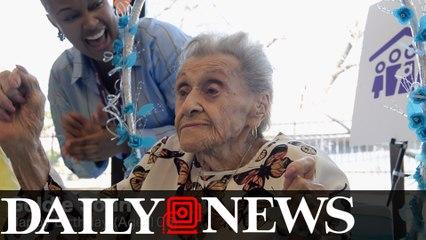 Goldie Sohn's 106th Birthday