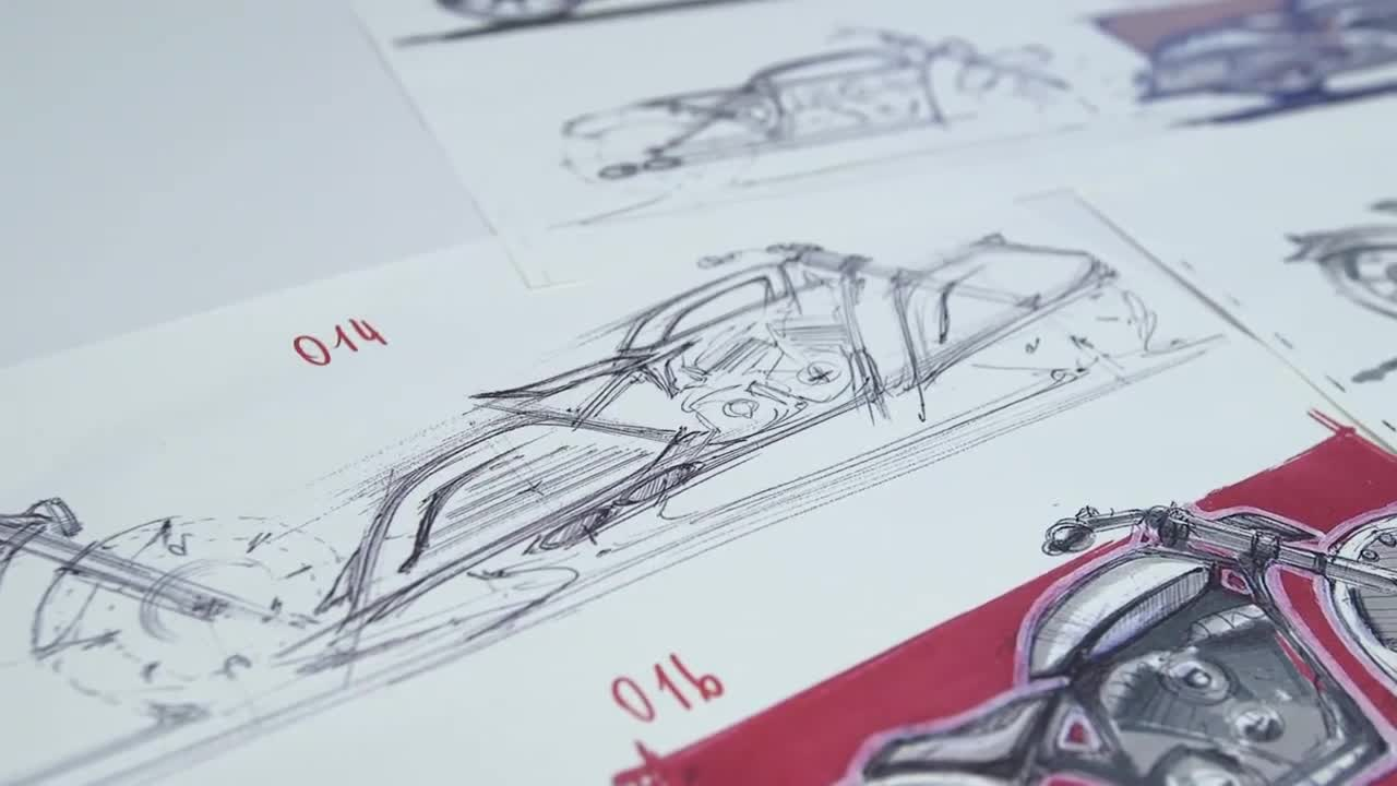Inside Indian Motorcycle: Art & Science of Product Design