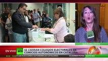 Elecciones en Cataluña: Primeros sondeos dan mayoría a los independentistas con 76 escaños