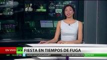 """Frente de Izquierda declara a Peña Nieto persona non grata en Francia:""""Recibirle es una vergüenza"""""""