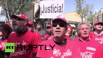 Españoles piden justicia por el camarógrafo asesinado por soldados de EE.UU.