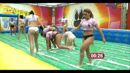 BRAZILIAN SOAP SOCCER WITH GIRLS