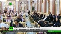 Fallece el rey saudita Abdalá ben Abdelaziz a los 90 años de edad