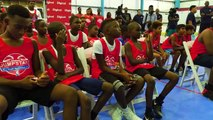Turks and Caicos Island (TCI) commitment on Day 1, took them closer to living their NBA dreams and Day 2 will certainly make that a reality for them. Plus stay