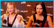 RIVERDALE - PALEYFEST 2018 Cast Interviews -  Lili Reinhart, Camila Mendes, K.J. Apa