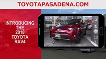 Toyota RAV4 Pasadena CA | 2018 Toyota RAV4 Pasadena CA
