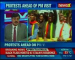 Protests for Cauvery water sharing intensifies ahead of PM Narendra Modi's visit