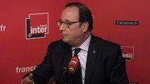 """François Hollande : """"Il faut frapper des installations où les Russes ne doivent pas être"""""""