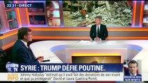 Syrie: Donald Trump défie Vladimir Poutine