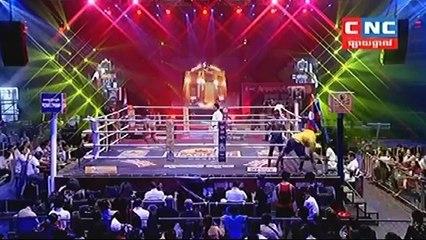 Khmer Boxing, Yuk Yakphea vs Thai, Cnc Boxing, 8 April 2018