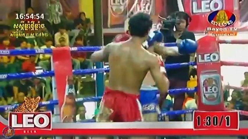 Khmer Boxing, Pich Mtes Khmang vs Thai, Bayon Boxing, 8 April 2018