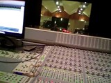 Aaron Stix Smith Tracking Drums