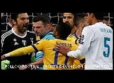Buffon Red Card & Cristiano Ronaldo Penalty  Goal - Real Madrid vs Juventus 1-3 1104/028