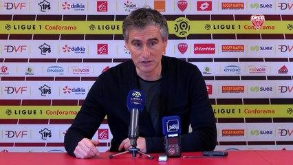 FCN - DFCO / Conférence de presse d'avant-match