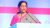 Defence Expo 2018: Nirmala Sitharaman lauds PM Modi's Efforts   OneIndia News