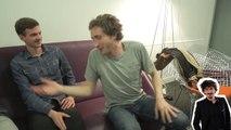 TPMP Story : Camille Combal et Baptiste Lecaplain font un concours d'imitations (Vidéo)
