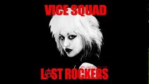 Vice Squad - ep Last rockers 1980