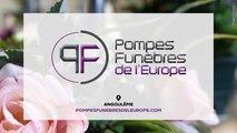 Pompes Funèbres de l'Europe - Pompes Funèbres à Angoulème
