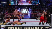 FULL MATCH - Royal Rumble Match_ Royal Rumble 2008 (WWE Network Exclusive)