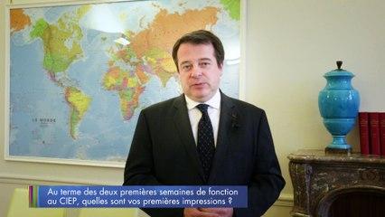 Entretien avec M. Pierre-François Mourier, nouveau directeur du CIEP