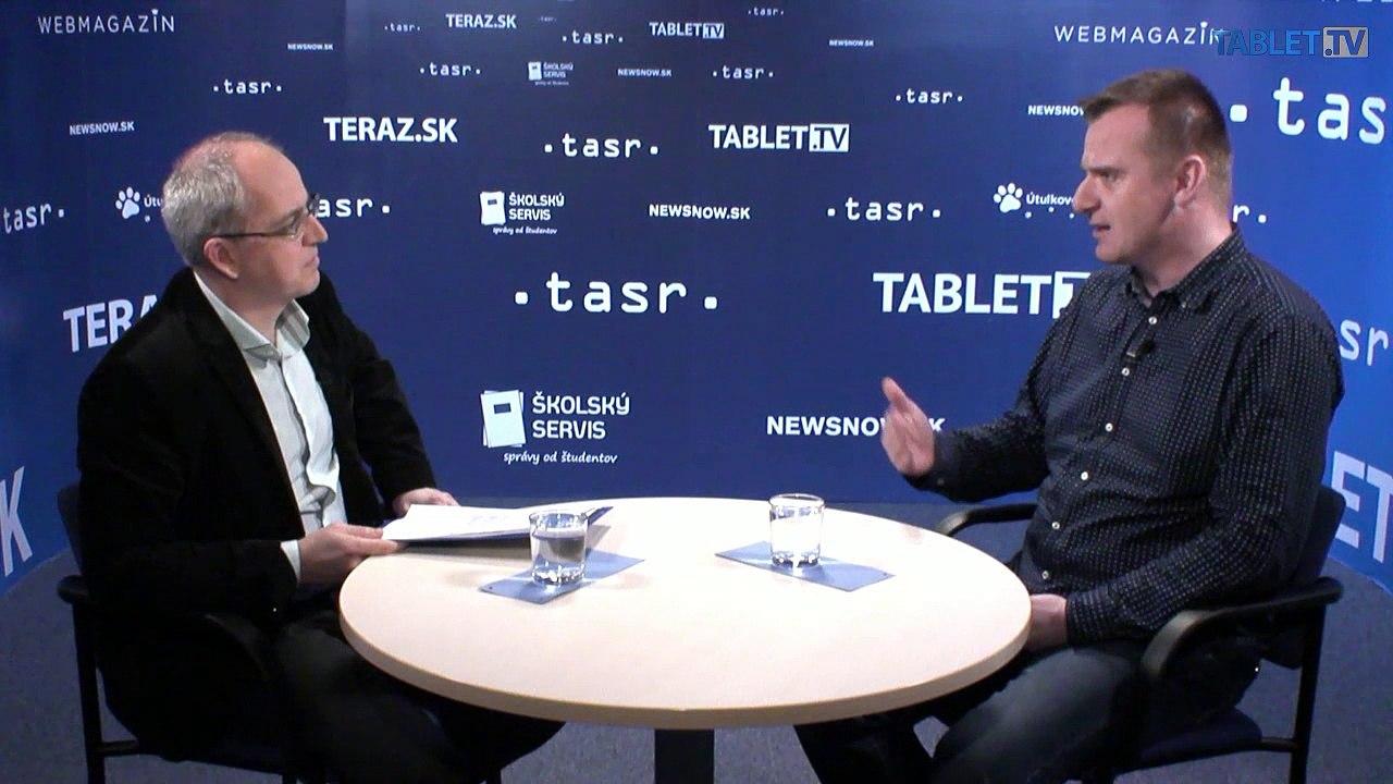 R. Olekšák:  Je to i hanba nás poslancov, že parkovacia politika ešte v Bratislave neplatí