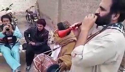 Pashto Music Program in Makori