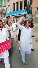 Watch Manzoor Pashteen and PTM Ghadari