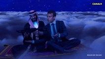 'Ce rêve bleu' pour Macron