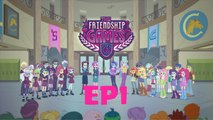 มายลิตเติ้ลโพนี่ เอเควสเทรียเกิร์ลส ศึกเกมมิตรภาพ  EP1 My Little Pony Friendship Games EP1