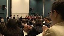 Info / Actu Loire Saint-Etienne - A la Une : 3 étudiants en droit, à la Fac de Saint-Etienne, acclamés après avoir gagné un prestigieux concours européen de plaidoirie