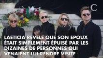 """Selon Laeticia Hallyday, Sylvie Vartan était """"fâchée depuis six ans"""" avec Johnny"""