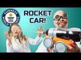 Mentos & Cola Bottle Rocket! DIY Challenge - Science & Stuff