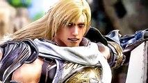 SOUL CALIBUR 6 : Siegfried Bande Annonce de Gameplay