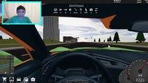 POLICE PATROL - Roblox Vehicle Simulator #4 - Vidéo dailymotion
