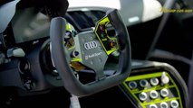 2018 Audi R8 LMS GT4 - exterior , interior and Driver - preview car new