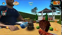 Bad Kitty Cat 3D Simulator Fun Little Kitten Pet Care Games For Baby - Gameplay Kids Toddlers