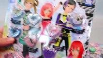 프리즘스톤 꿈의 라이브 디스크스탠드 보석 장난감 Pretty Rhythm Rainbow Live jewelry Toy おもちゃ