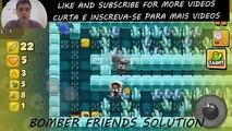 Bomber Friends Level 220 / Nível 220 / Fase 220 #BFS Solução