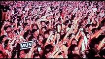 Muse - Aeguka + Hysteria, Olympic Stadium, Hyundai Card Super Concert 19 City Break, Seoul, South Korea  8/17/2013